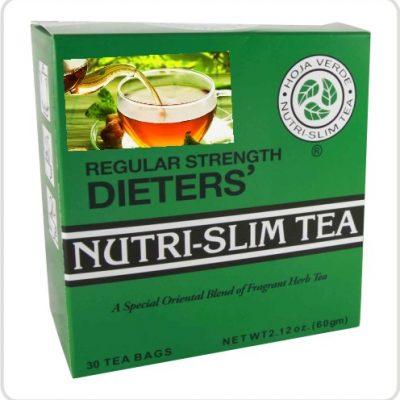 شاي نوتري سليم NUTRI SLIM TEA