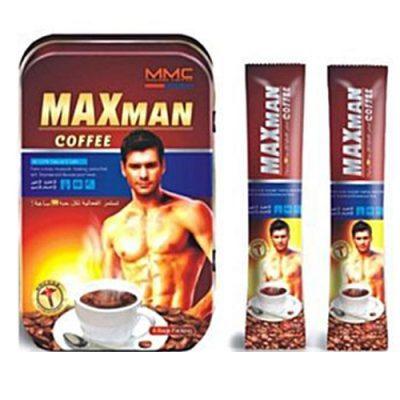 نسكافية ماكس مان للرجال MAXMAN COFFEE