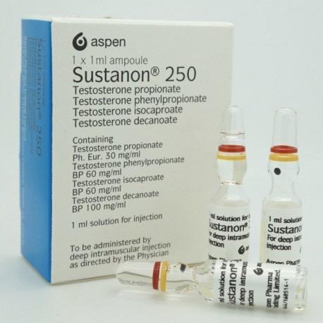 سوستانون ابر Sustanon Injection 250